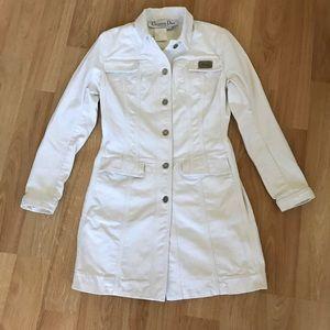 Dior Jean Trench coat